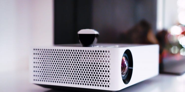 best budget projector under £500 UK