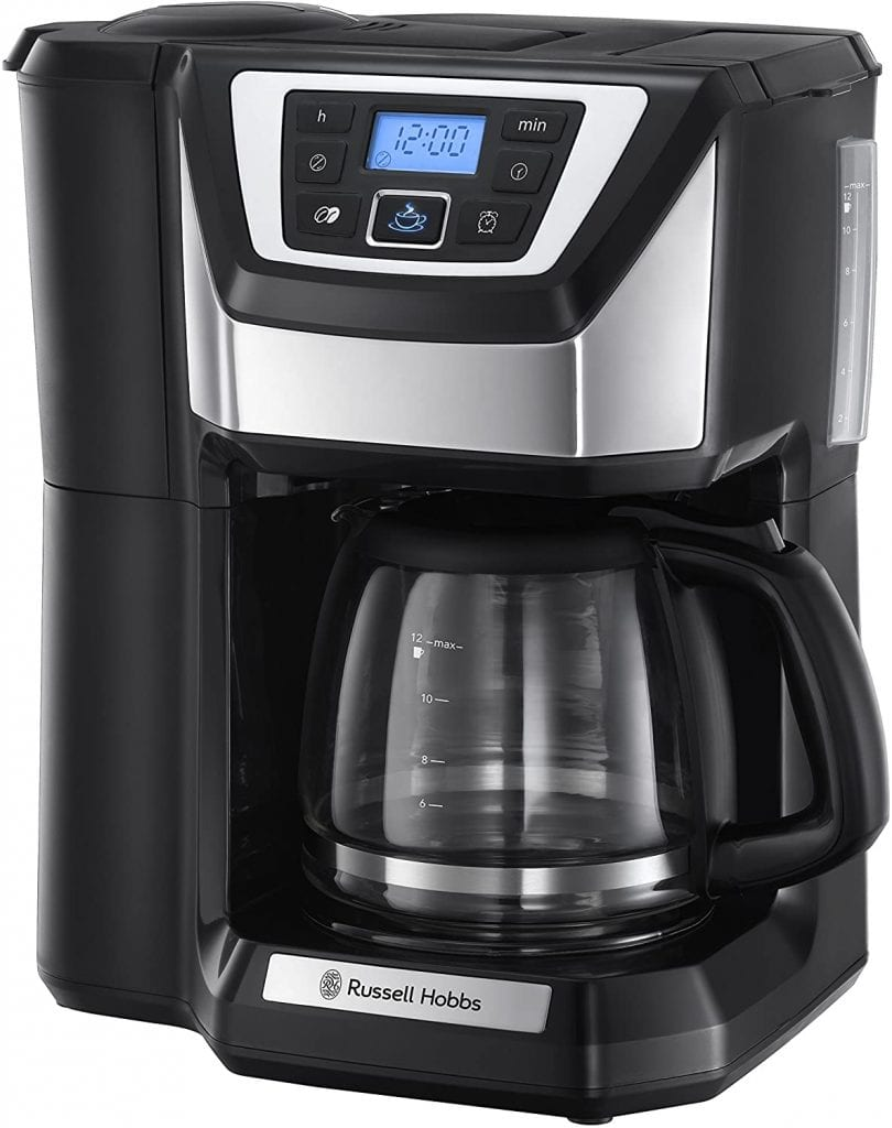 Russell Hobbs Chester Grind and Brew Coffee Machine