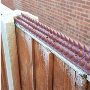 S4U Fence Wall Spikes