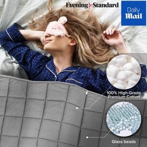SNUZI Weighted Blanket