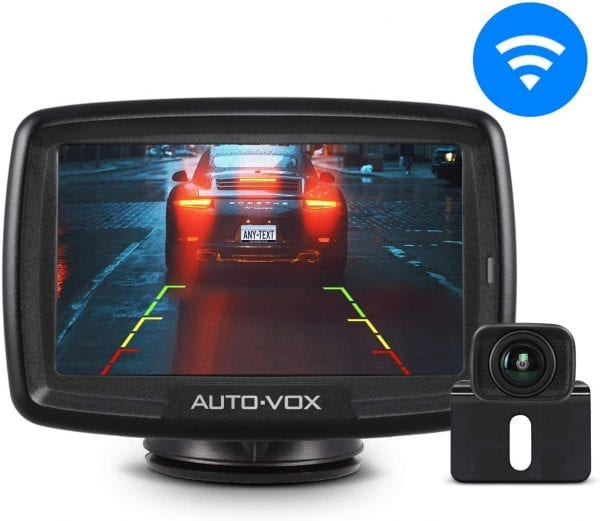 Wireless Reversing Camera