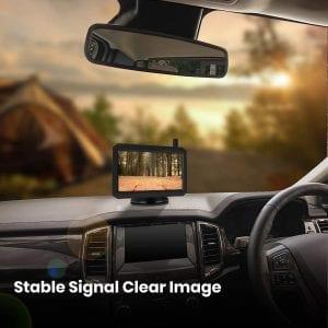 AUTO-VOX Solar Reversing Camera
