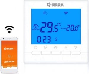 Beok Programmable Wireless Thermostat