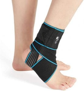 BodyProx Compression Ankle Brace