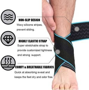 Dualeco Ankle Support