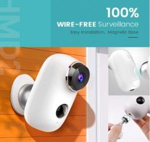 HeimVision Wifi CCTV | Wire Free CCTV