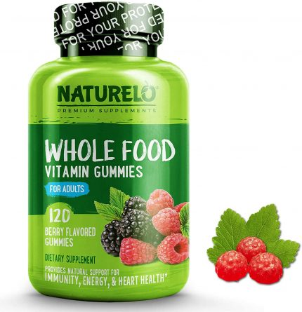 Naturelo Chewable Gummies for Adults