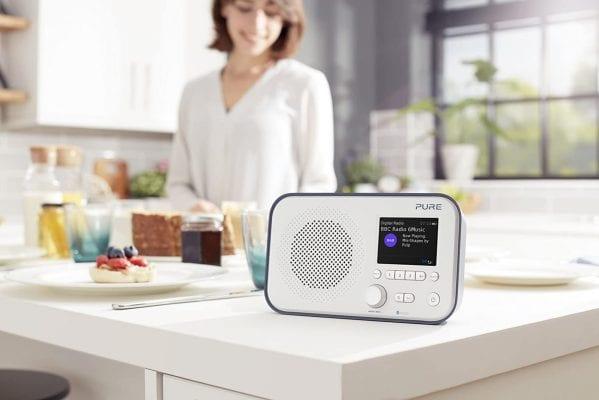 Personal DAB Radio