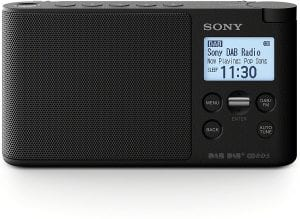 Sony XDR Portable DAB Radio