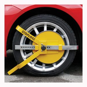 Stoplock Caravan Wheel Lock