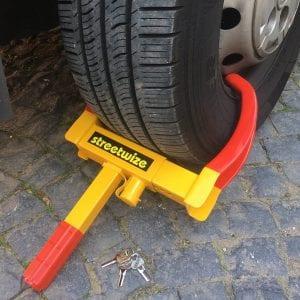 Streetwize Universal Wheel Claw