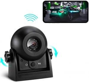 UZONE Reversing Camera