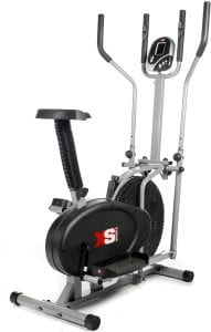 XS Sports Luna Pro Cross Trainer Bike