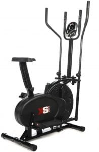 XS Sports Pro 2in1 Cross Trainer Bike