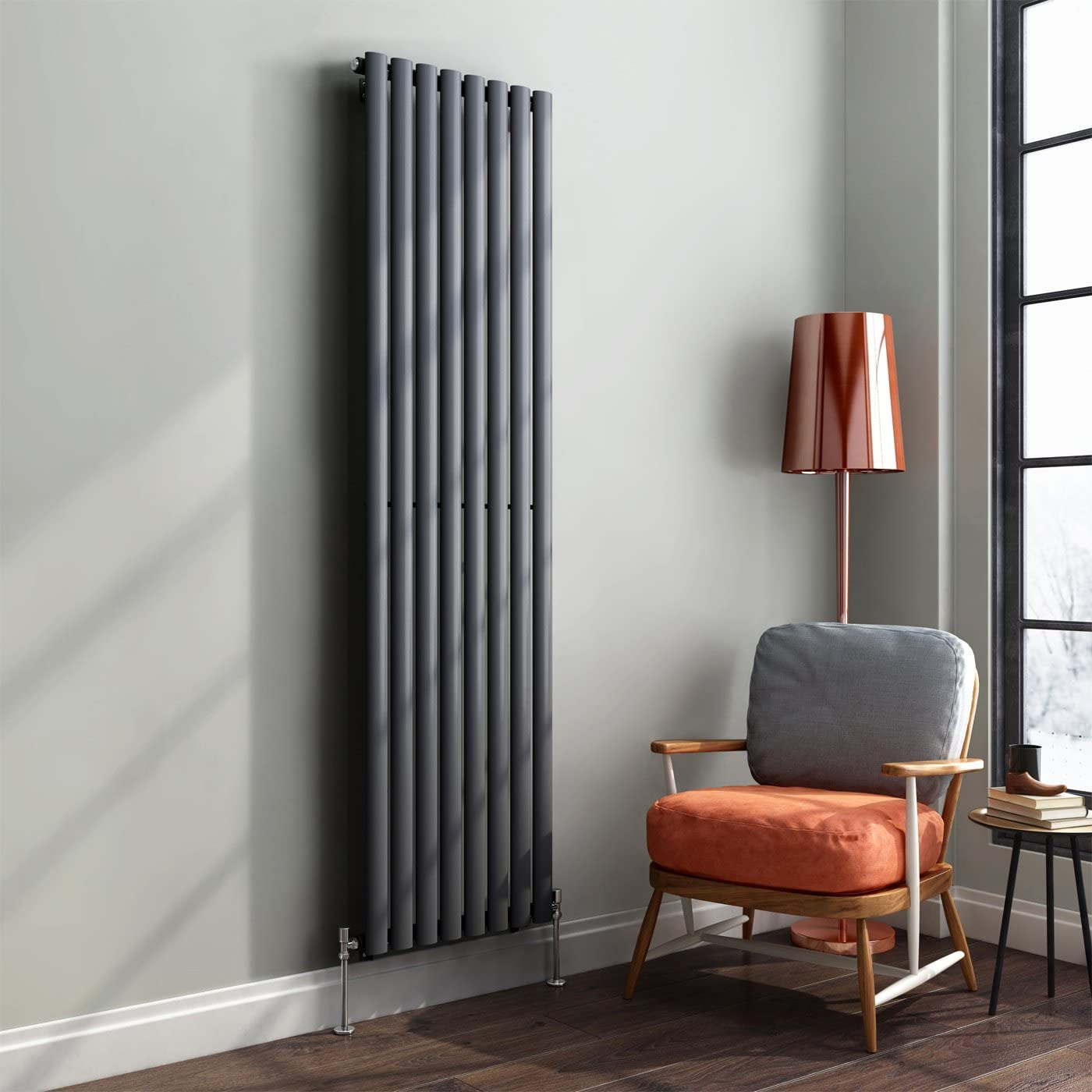 iBathUK Vertical Electric Radiators