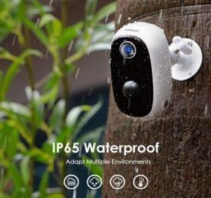 ieGeek Wireless 2.4G | Wire Free CCTV
