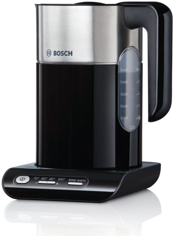 Bosch TWK8633GB Styline Cordless Kettle