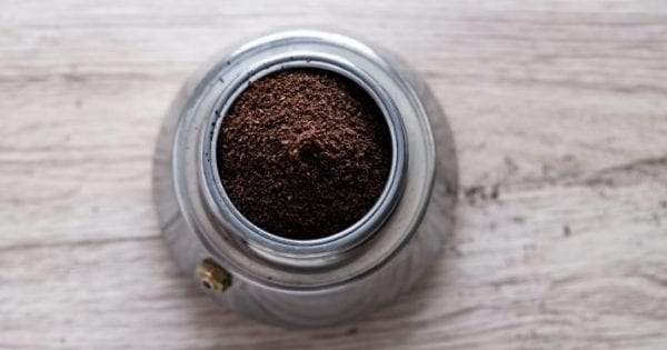 How Much Ground Coffee Per Cup